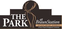 Park at Braun Station Apartments in San Antonio, Texas
