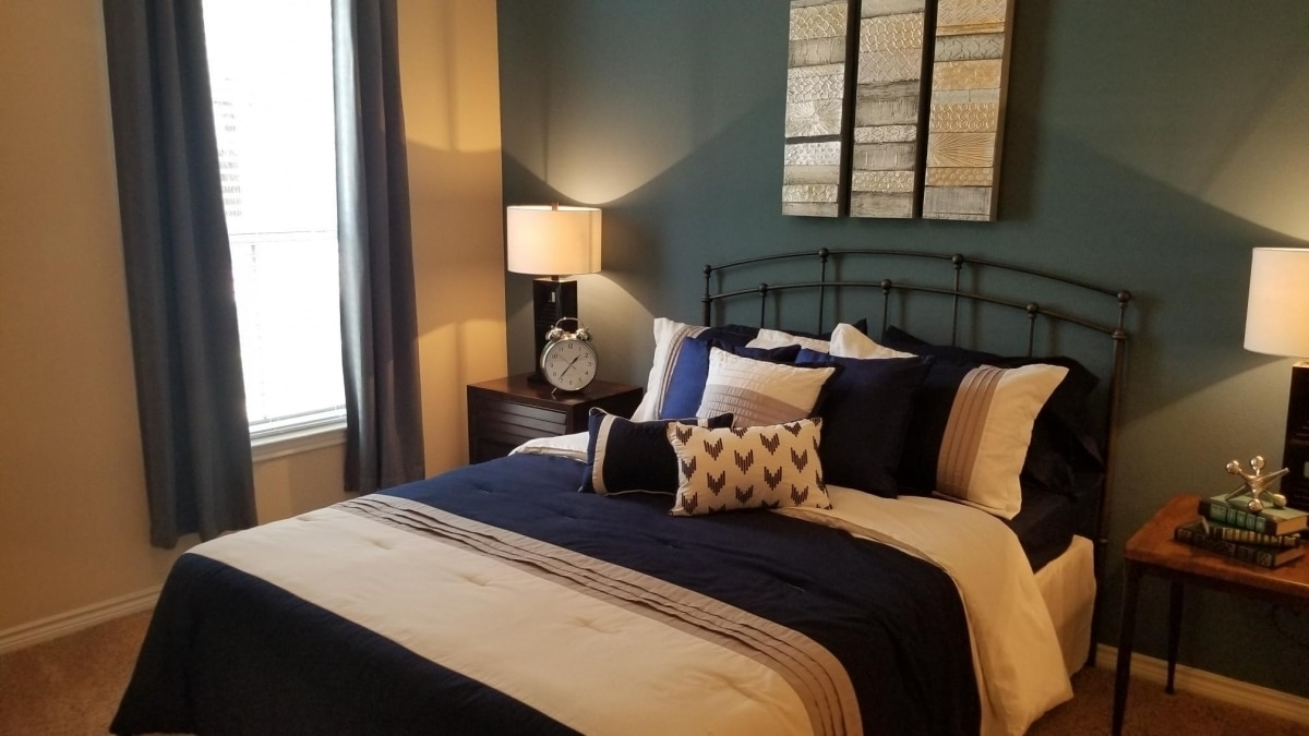 A comfortable two bedroom apartment park at braun station - One bedroom apartments san antonio ...