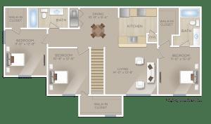 Three-Bedroom-Apartment-NORTHWEST-SAN-ANTONIO