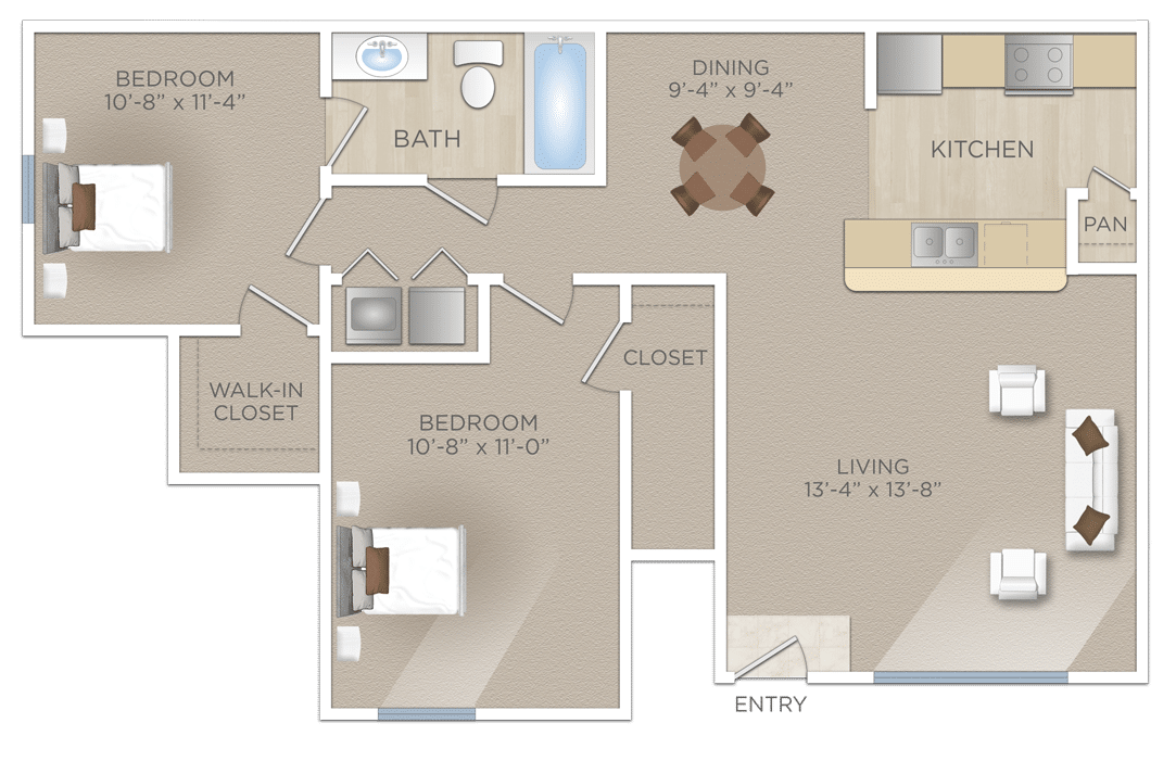 Two-Bedroom-Apartment-NORTHWEST-SAN-ANTONIO