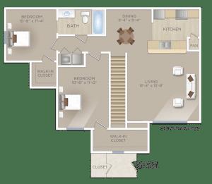 Two-Bedroom-Apartment-NORTHWEST-SAN-ANTONIO