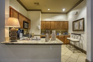 Three Bedroom Apartments for rent in San Antonio, TX - Clubhouse Kitchen