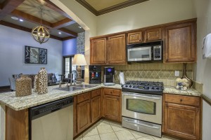 Three Bedroom Apartments for rent in San Antonio, TX - Clubhouse Kitchen (2)
