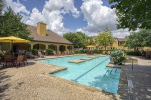 Two Bedroom Apartments for rent in San Antonio, TX - Pool & Clubhouse