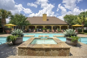 Two Bedroom Apartments for rent in San Antonio, TX - Pool & Clubhouse (2)