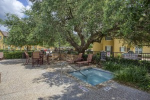 Two Bedroom Apartments for rent in San Antonio, TX - Small Pool & Grill Area