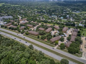 1 Bedroom Apartments for rent in San Antonio, TX - Aerial View