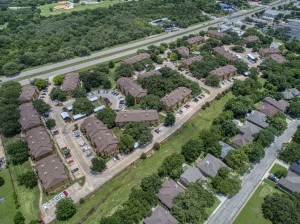 1 Bedroom Apartments for rent in San Antonio, TX - Aerial View (3)