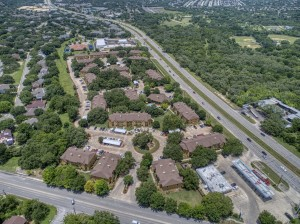 3 Bedroom Apartments for rent in San Antonio, TX - Expanded Aerial View